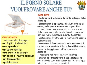 forno solare